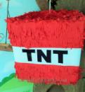Пиньята Майнкрафт TNT (Minecraft)