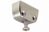 Стяжка угловая металл с винтом никель 262.72.701