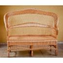 Диван плетеный из лозы «Стильный»