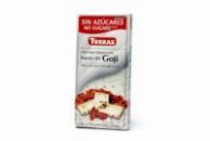 шоколад Torras білий з годжи