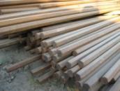 Шестигранник 57 мм мера;ндл сталь 35, ГОСТ 380-94, 2879-88, 1050-88