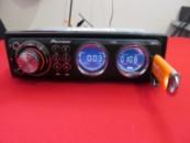 Автомагнитола Pioneer 1166 USB, SD, FM, AUX