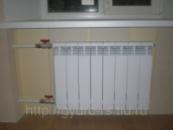 Заміна та монтаж радіаторів опалення