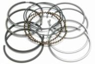 Поршневые кольца на двигатель Mitsubishi S4E, S4E2, S4S, S4Q2, S6E , S6K, S6S, 4DQ5, 4DQ7, 4G63, 4G64, 6D16, 4D56, 4D56T