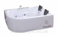 Гидромассажная ванна акриловая Iris TLP-631 R 1800х1200х660