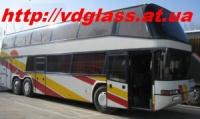 Лобовое стекло для автобусов Neoplan 122/2 в Никополе
