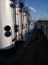 Монтаж битумного завода