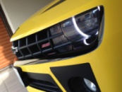 Chevrolet Camaro Transformers.