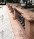 Облицовочная плита из Украинского натурального камня