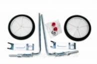 Опорные колеса комплект BRAVVOS STA028 регулируемые под 14-20« ДЛЯ ВЕЛОСИПЕДОВ ДРУГИХ ТМ (белый)