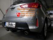 Тягово-сцепное устройство (фаркоп) Toyota Auris (hatchback) (2007-2013)