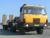 Лобовое стекло для грузовиков ТАТРА 815 половинка