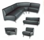 Офисный угловой диван Чикаго