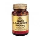 Капсулы для похудения и сжигания жиров Solgar L-КАРНИТИН