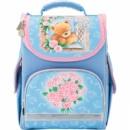 Рюкзак школьный каркасный 501 Popcorn Bear-1