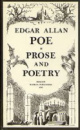 Prose and poetry by Edgar ALLAN POE