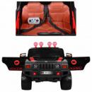 Детский электромобиль с р/у Hummer Black (M 3667EBLR-2-3)