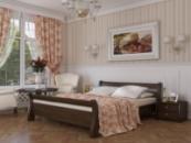 Деревянная кровать «Диана»