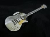 Подвеска-кулон Гитара Gibson Les Paul. Серебро.
