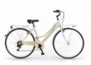 """Велосипед дорожный женский из Италии ATTITUDE MBM / MOD. 815 28"""" ― 6S"""