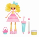 Lalaloopsy Girls Cake Fashion Doll- Candle Slice O' Cake