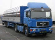 Лобовое стекло для грузовиков MAN F 90 L 12 Narrow