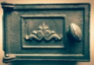 Дверка поддувальная ДП-1 «Орнамент»