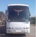 Лобовое стекло для автобусов  DAF BUS Smit II в Никополе