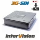 Intervision 3GR-84USB 8-ми канальный, 25 к/с H.264 с разрешением 1080P