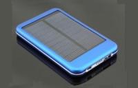 Солнечное зарядное устройство телефона, гаджетов - USB