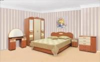 Кровать Лилея 1,40