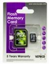 Verico MicroSD 8 GB 10 class + SD adapter