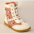 Демисезонные ботинки для девочек Шалунишка.