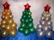 елочки из шаров