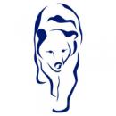Интерьерная Наклейка Polar Bear