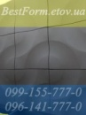 Форма силиконовая для 3D панели 071