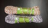 Шнур бытовой плетеный (диаметр 5мм.,длина 20м.)