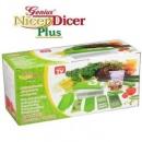 Nicer Dicer Plus Нарезай овощи и фрукты в 3 раза быстрее