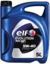 5W40 5L ELF EVOLUTION 900 NF Масло полусинтетическое 5W-40 5 литров, Бердянск в наличии