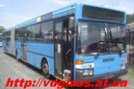 Лобовое стекло для автобусов Mercedes O 405 в Никополе