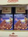 Шоколад «Bellarum»leche y avellanas 200г