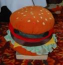 детский стульчик «чизбургер»