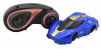 Радиоуправляемая игрушка CLIMBER WALL RACER MX-01 Антигравитационная машинка на р/у Blue