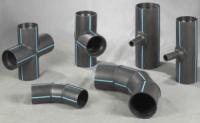 Стикові фітінги для поліетиленових труб (ПЕ)
