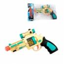 Пистолет ZYА-А 022 В-2 (192) свет, русское озвучивание
