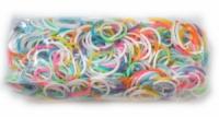Двуцветные резинки Mix для плетения Rainbow loom