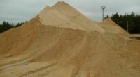 Песок речной и овражный. Продажа и доставка