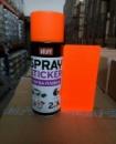 Жидкая резина Spray Sticker (оранжевый) 400мл