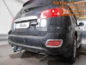 Тягово-сцепное устройство (фаркоп) Hyundai Santa Fe (2006-2012)