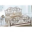 Кованые кровати двуспальные
